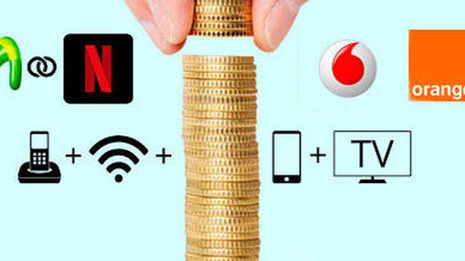 6ff45ed1122 Noticias de Telefónica: Movistar inicia con Netflix el baile de precios:  estas son todas las tarifas todo en uno
