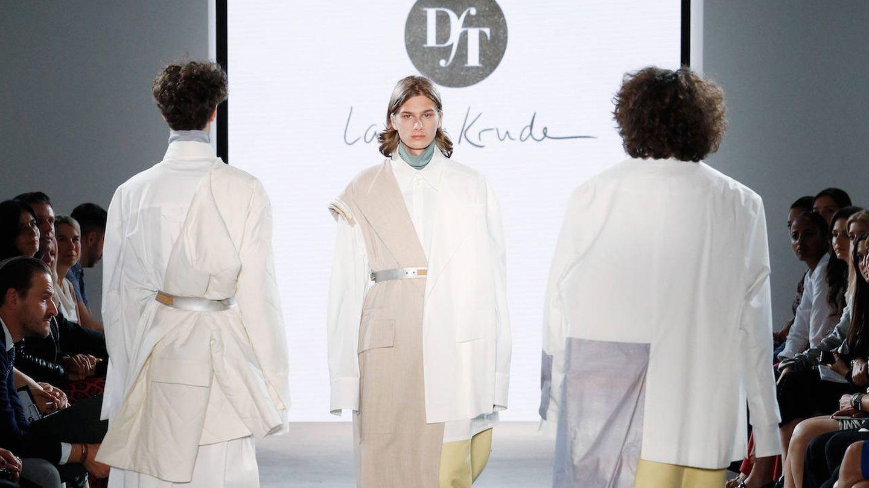 Desfile de 'Designer for Tomorrow' (Getty).
