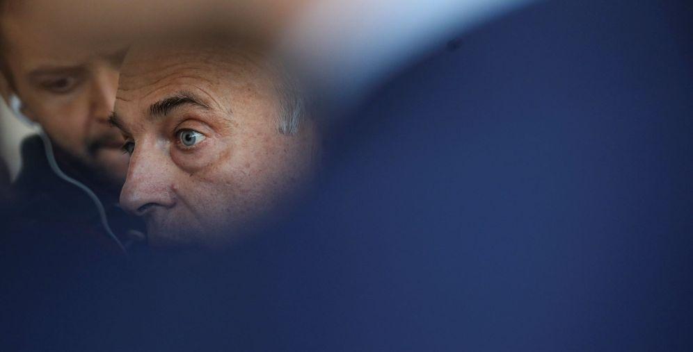 Foto: En la imagen, Javier Tebas, presidente de la Liga de Fútbol Profesional. (Reuters)