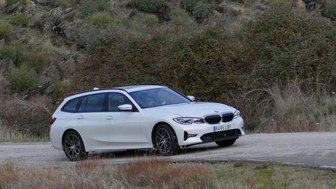 BMW 320d Touring, un coche caro y muy equilibrado