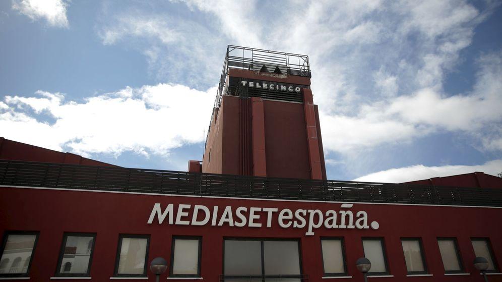 Foto: Las oficinas de Mediaset España, en Fuencarral. (Reuters)