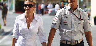 Post de El porqué de todo el secretismo con Michael Schumacher, su mujer rompe su silencio