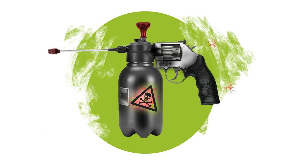 Los expertos hablan sobre el clorpirifós: No debemos jugar más a la ruleta rusa