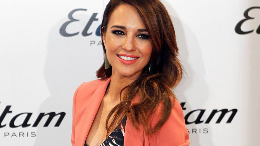 Foto: Paula Echevarría como embajadora de la marca Etam. (Imagen: EFE)