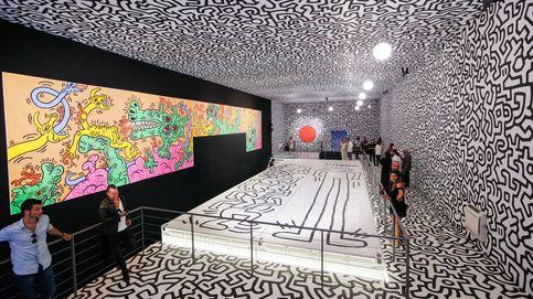 Locura en Ibiza por Keith Haring