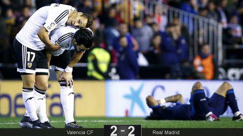 Un punto sufrido que no sirve al Madrid ni a Benítez para aclarar su futuro