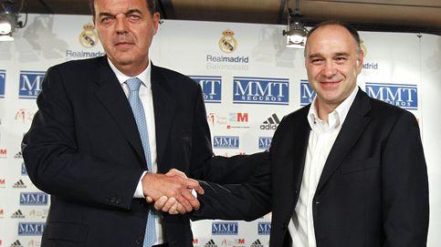 Así es Juan Carlos Sánchez, el brazo armado de Florentino Pérez en guerra con la ACB