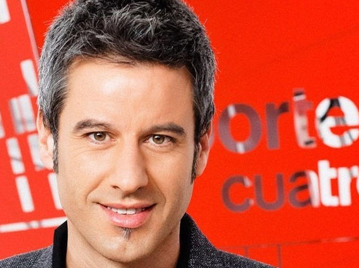 Foto: Nico Abad, el que fuera presentador de Deportes Cuatro