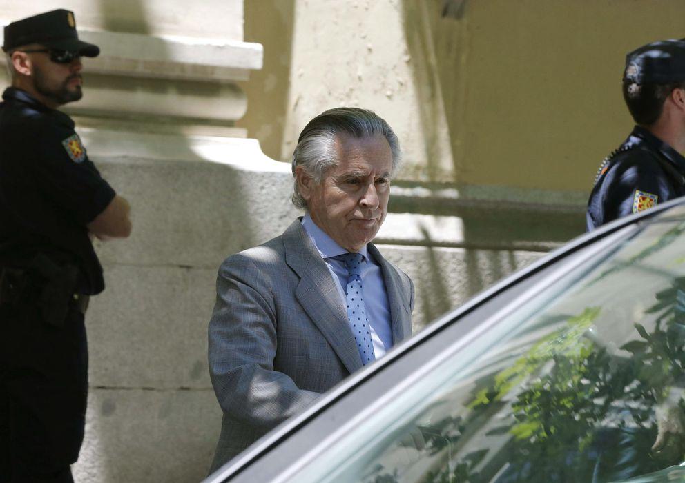Foto: El expresidente de Caja Madrid, Miguel Blesa (Efe)