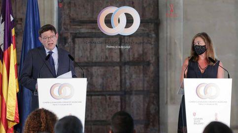 Puig y Armengol exigen a Sánchez una quita de deuda, inversión y que abra la financiación