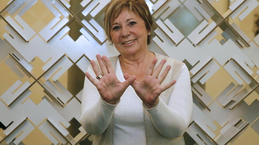 Foto: La diputada del PP Celia Villalobos. (EFE)