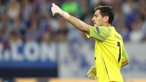 El gordo, ciego y bajo Casillas hace historia: cuéntame cómo pasó