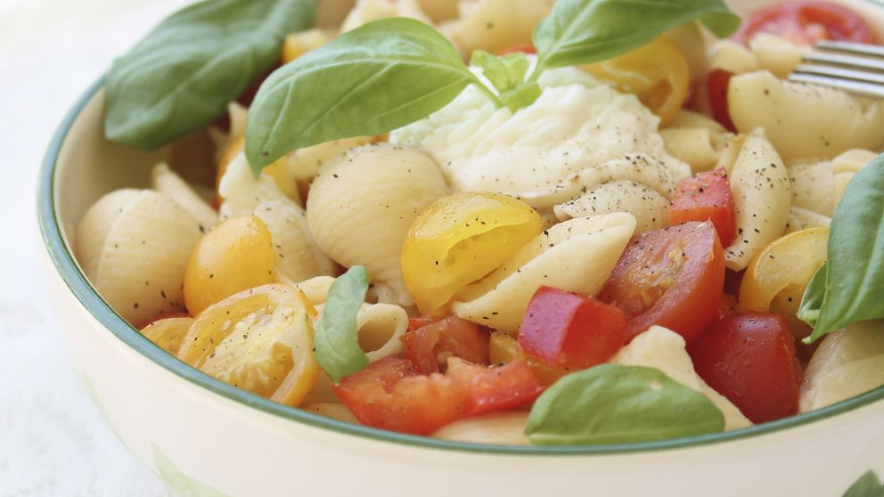 La reina del 'tupper': cómo preparar la ensalada de pasta perfecta