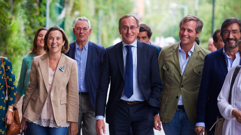 El PP vasco busca el aval explícito y nítido de Casado a su perfil propio de centralidad