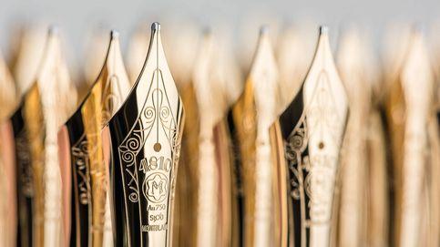 El Virtuosismo y el Arte del Plumín de Oro Artesanal