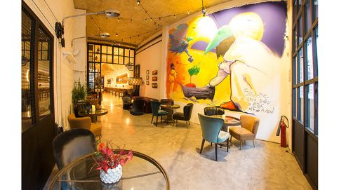Artte: creatividad y coctelería en el espacio más vanguardista de Barcelona
