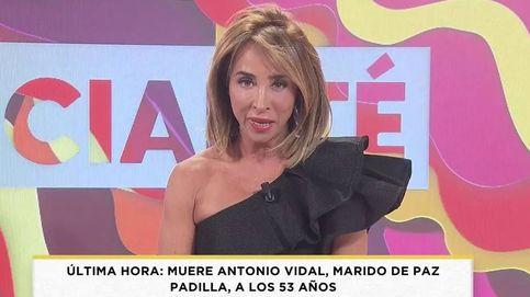 'Sálvame' | María Patiño, tras la llamada de Paz Padilla: No se ha sentido querida por nosotros