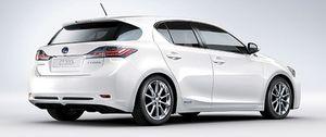 La quinta gama de Lexus