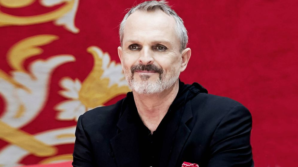 Foto: Miguel Bosé. (Getty)