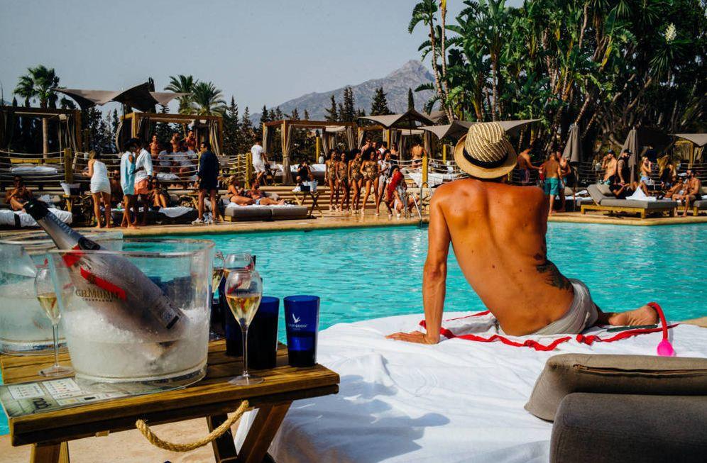 Foto: Naô Pool Club de Marbella. (Imagen: Dansanphoto.com)