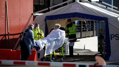 Cifra récord de fallecidos diarios en Francia y ya se superan los 3.000 muertos