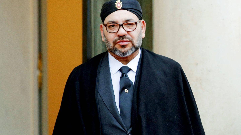 Mohamed VI en una imagen de archivo. (EFE)