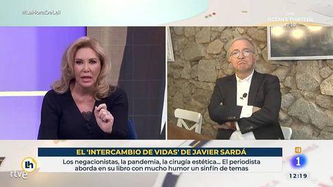 No tiene perdón: Norma Duval dinamita la entrevista a Sardá  con duros reproches