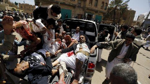 Dos atentados en mezquitas de Yemen dejan 120 muertos y 150 heridos