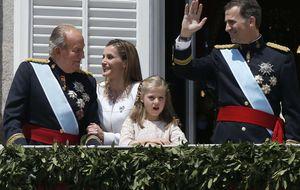 Aforamiento ipso facto de Don Juan Carlos: el Congreso lo despacha el próximo jueves