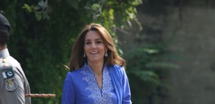 Post de Kate Middleton o la lección de cómo lucir prendas pakistaníes: segundo look, segundo 10