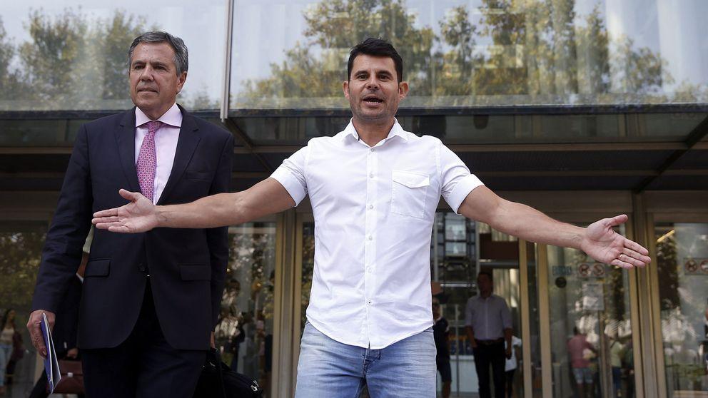 El hijo de Julio Iglesias se prepara para la próxima batalla en los tribunales