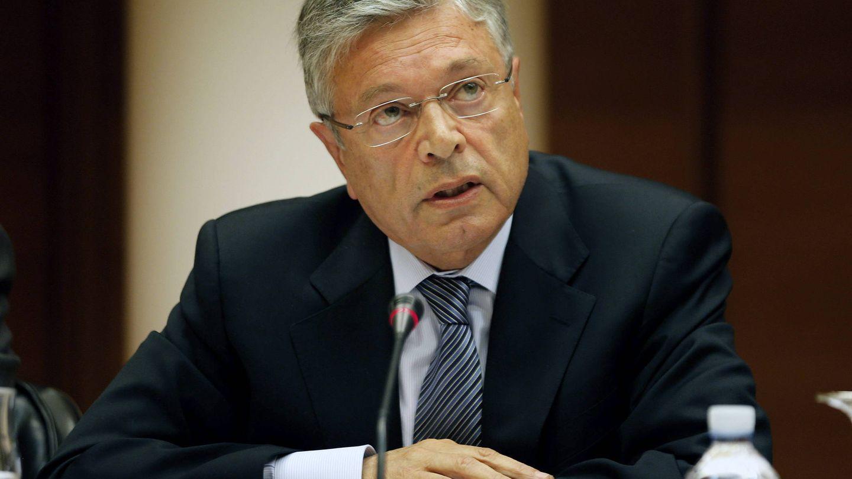 El expresidente de la CAM Modesto Crespo. (EFE)