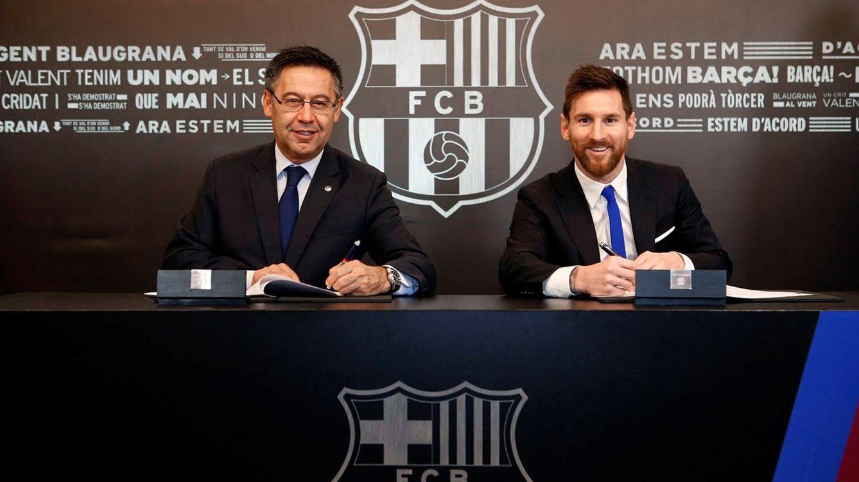 Del culebrón Neymar a Messi: la cláusula que le permite irse gratis cada año