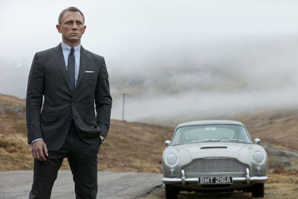 Foto: ¿Quieres el traje de James Bond en 'Skyfall'? Puede ser tuyo a partir de 8.500 euros