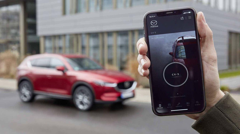 Mazda actualiza su modelo más vendido, el todocamino CX5