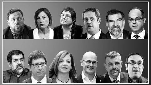 Vídeo explicativo: Estos son los 12 acusados del juicio del 'procés' y sus penas