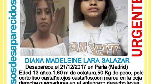 Encuentran a la niña de 13 años de Parla que desapareció el jueves: Ya está en casa