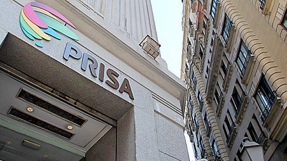 Foto: Sede de Prisa en la Gran Vía, Madrid. (EFE)