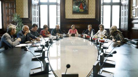 Forcadell salva los muebles a JxSí para evitar que rectificasen en el referéndum