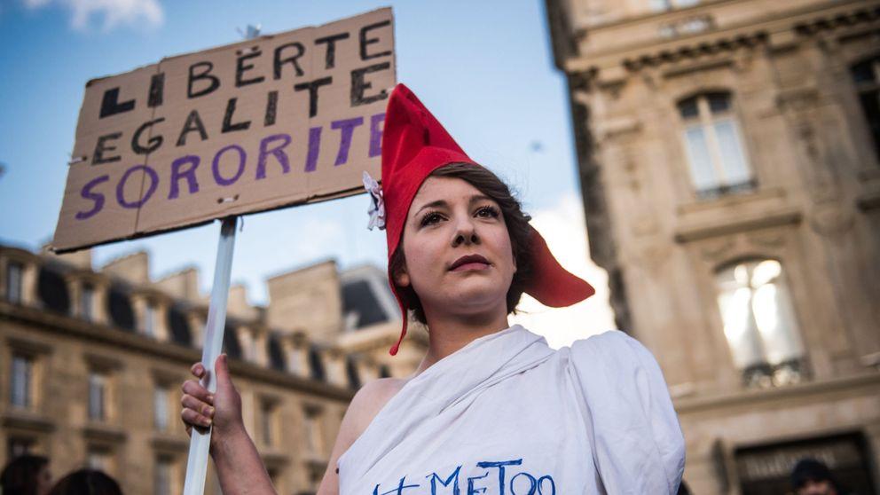 Cien francesas contra el puritanismo de #MeToo: El flirteo insistente no es delito