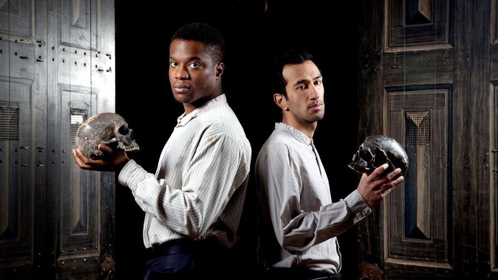 Foto: El 'Hamlet' más viajero recala en España (Shakespeare's Globe)