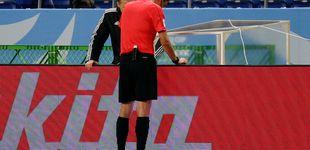 Post de El videoarbitraje se cuela en el partido amistoso entre Francia y España