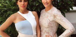 Post de Vicky Martín Berrocal y Georgina Rodríguez, unidas por un vestido