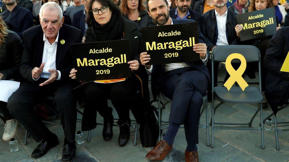 Foto: El alcaldable de ERC por Barcelona, Ernest Maragall. (EFE)