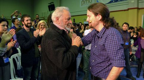 Pablo Iglesias ofreció a Julio Anguita formar parte del Consejo de Estado y éste lo rechazó