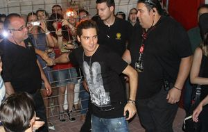 David Bisbal se reencuentra con su ex, Chenoa, tras anunciar su separación de Elena Tablada