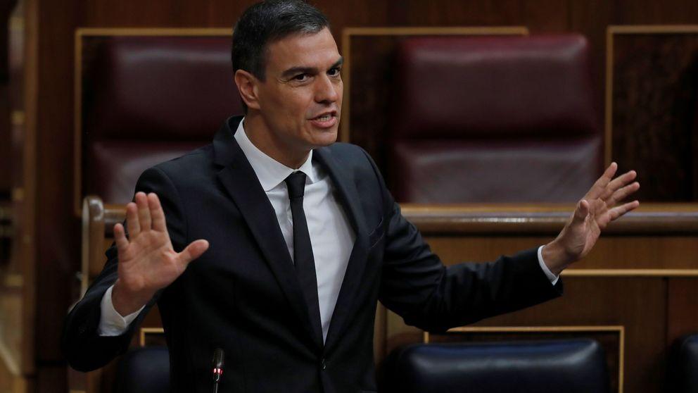 Sánchez evita pronunciarse sobre Marlaska y el ministro elude dar detalles a la oposición