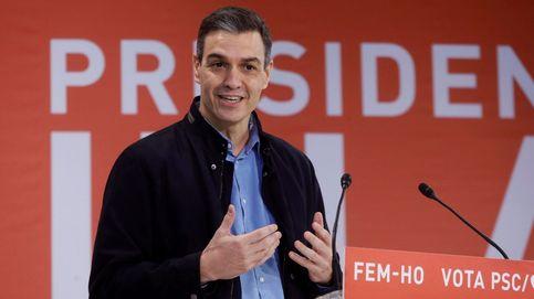 Los cinco bingos de Sánchez en Cataluña
