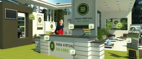 Foto: La primera Feria Virtual del Libro del mundo será 'made in Spain'