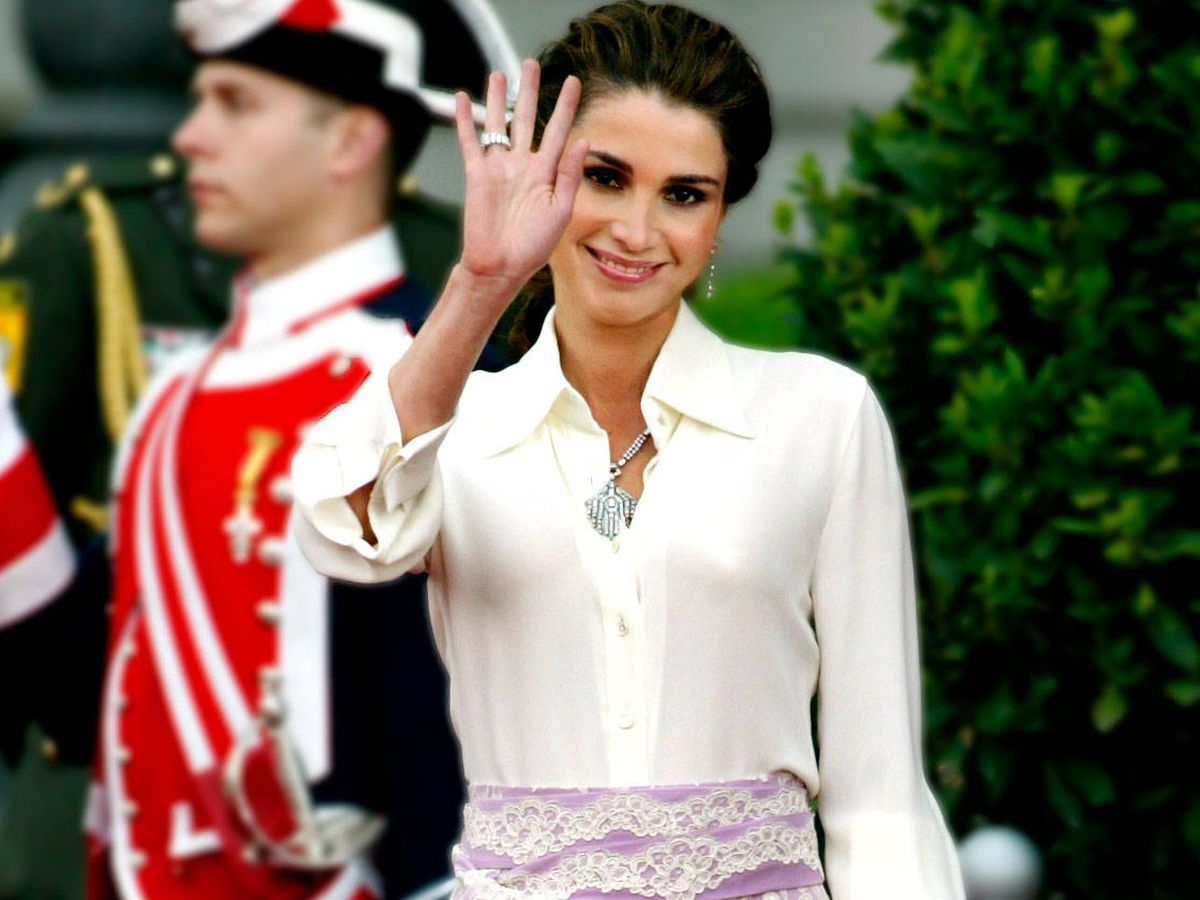 Foto: Rania de Jordania. (Reuters)
